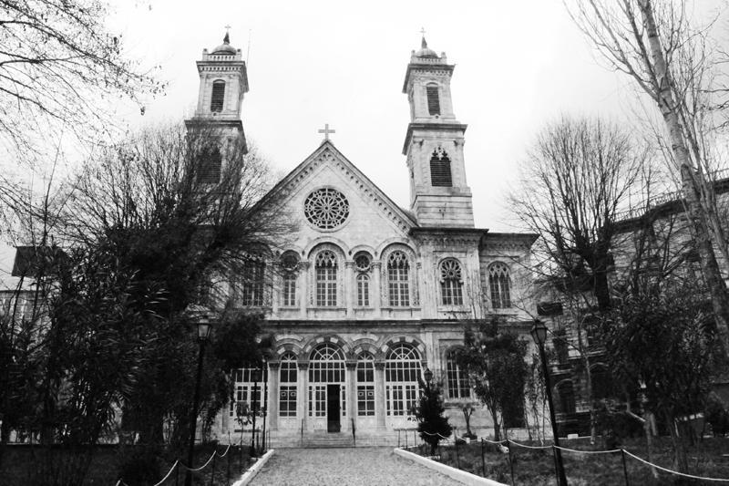 Istanbul - church