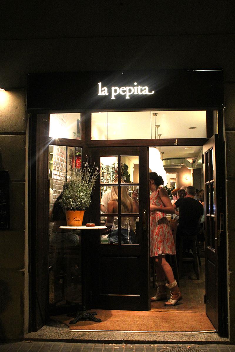 Barcelona - La pepita