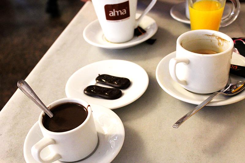 Barcelona - Breakfast