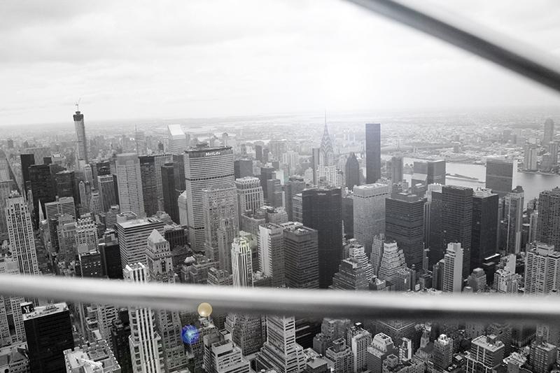 Manhattan - Empire State building 2