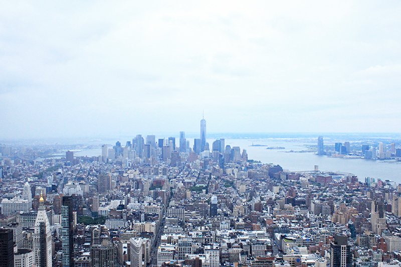 Manhattan - Empire State building 4