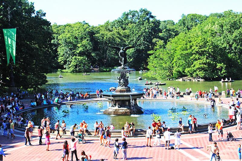 Manhattan - Central Park 1