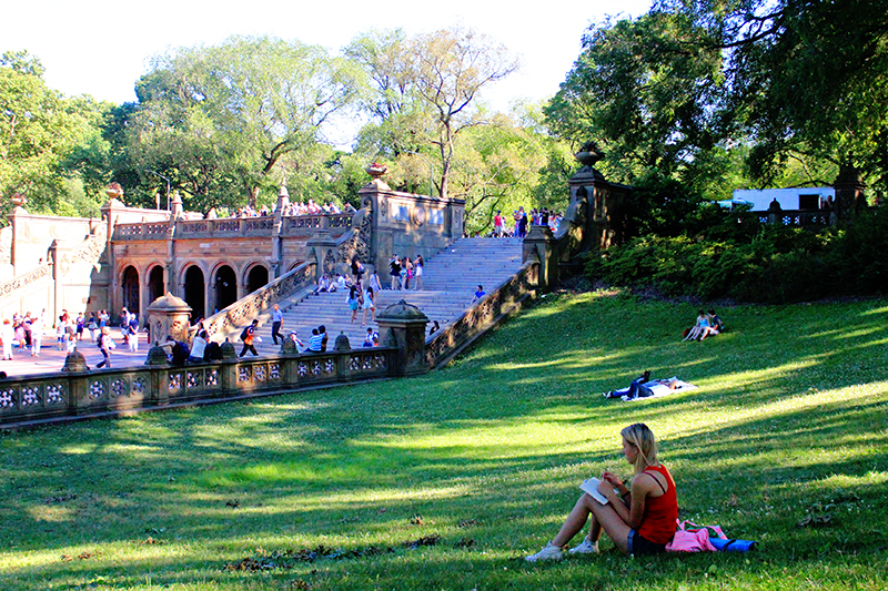 Manhattan - Central Park 6