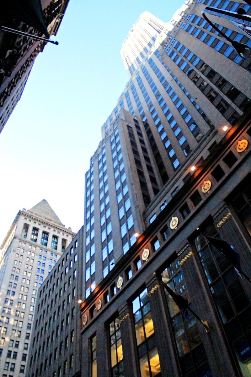 Manhattan - Wall Street 2