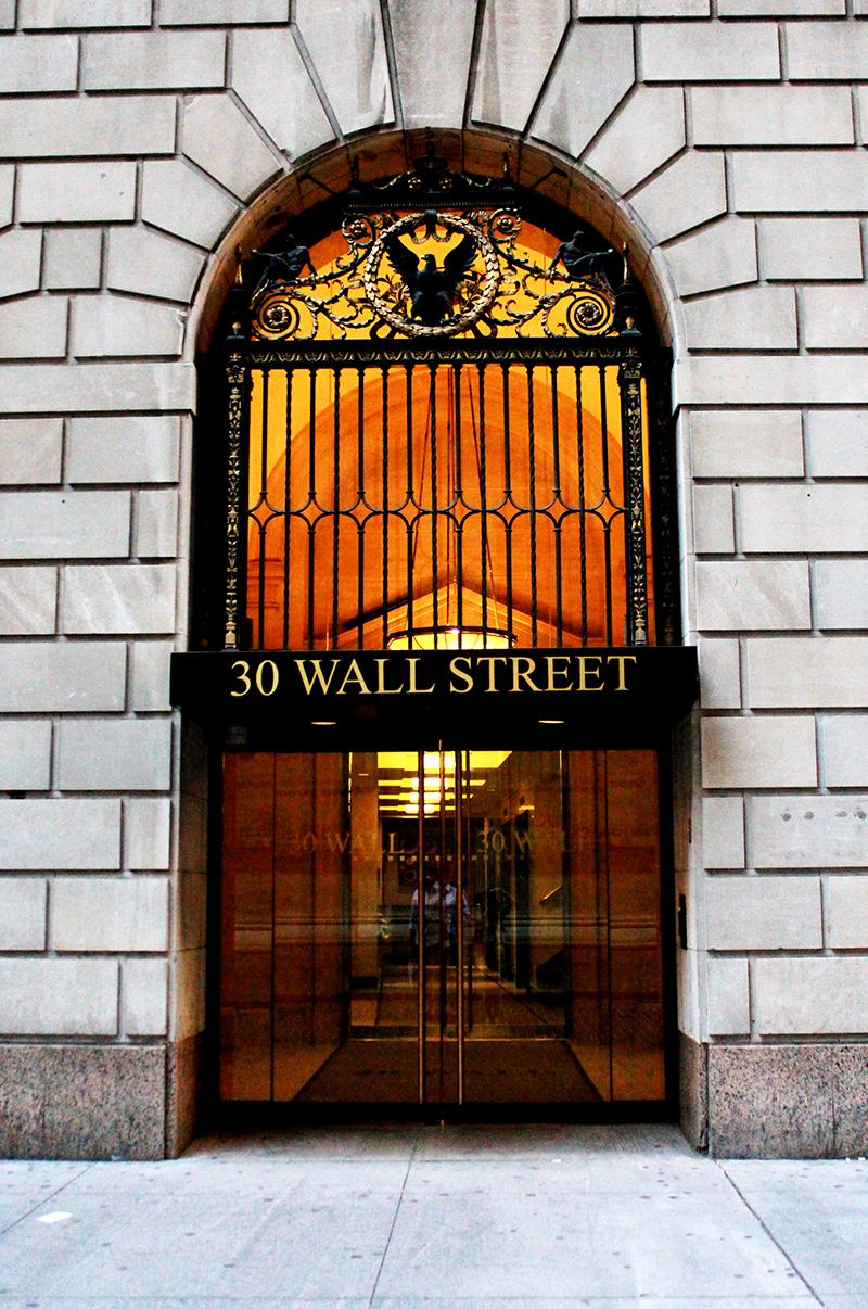 Manhattan - Wall Street 3