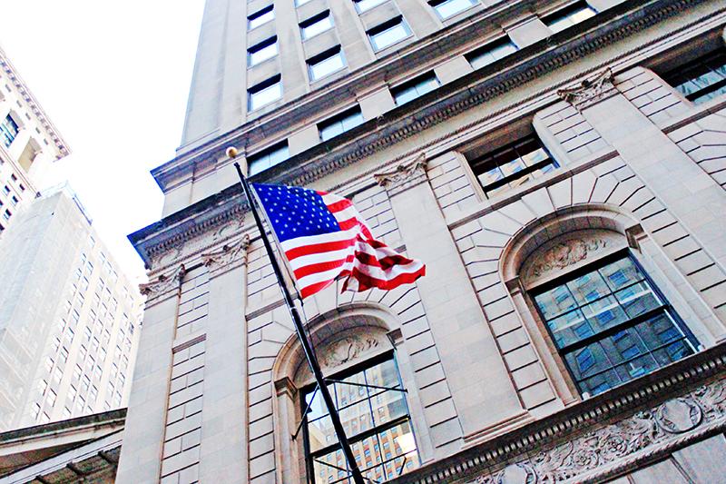 Manhattan - Wall Street 4