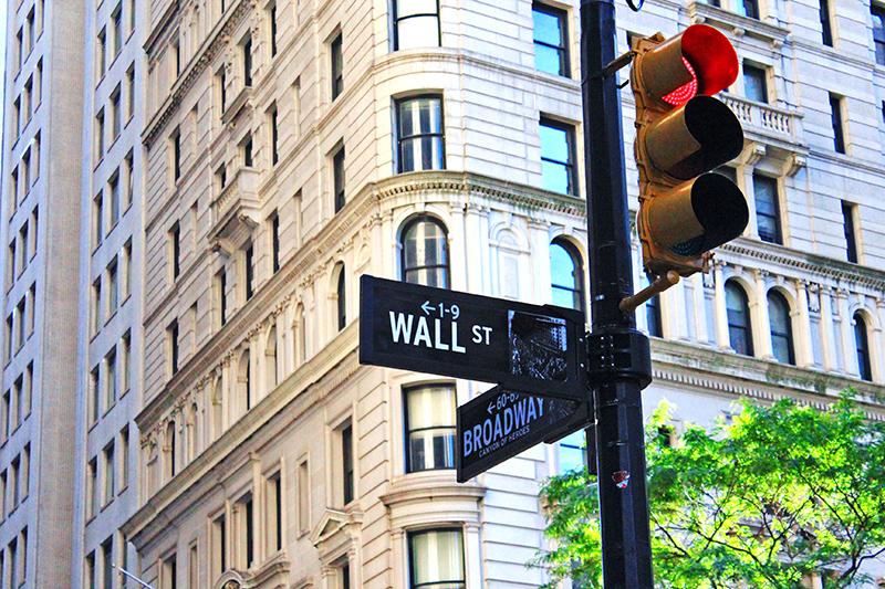 Manhattan - Wall Street 1
