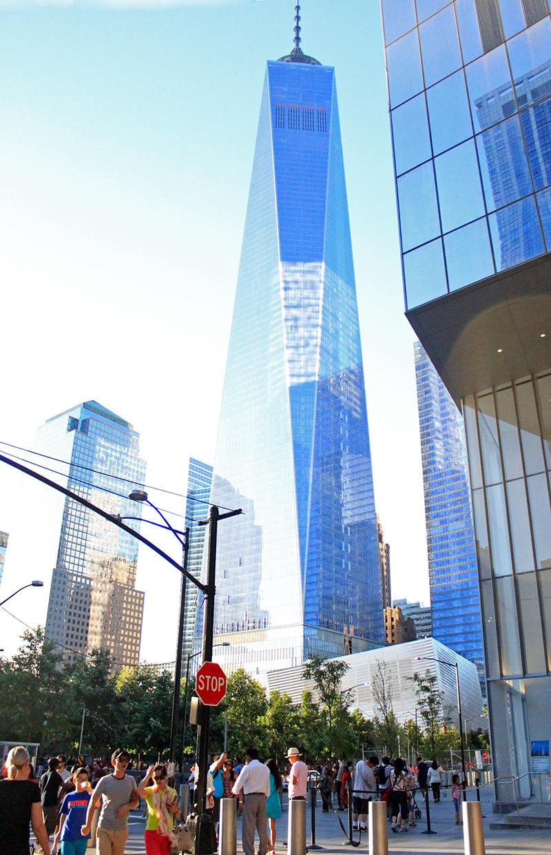 9/11 attacks - One World Trade Center