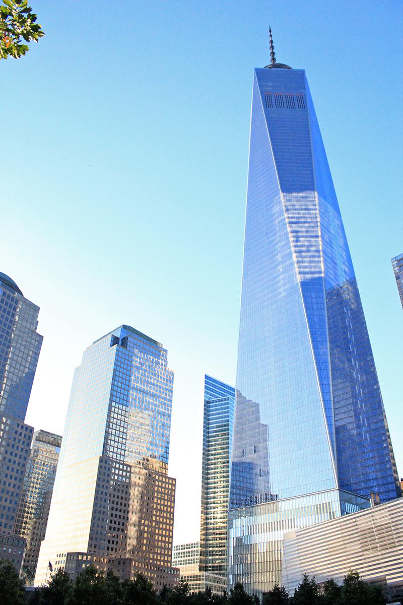 9/11 attacks - One World Trade Center 2