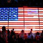 The American Dream in Times Square