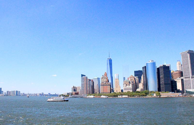 Skyline of Manhattan - Manhattan 2