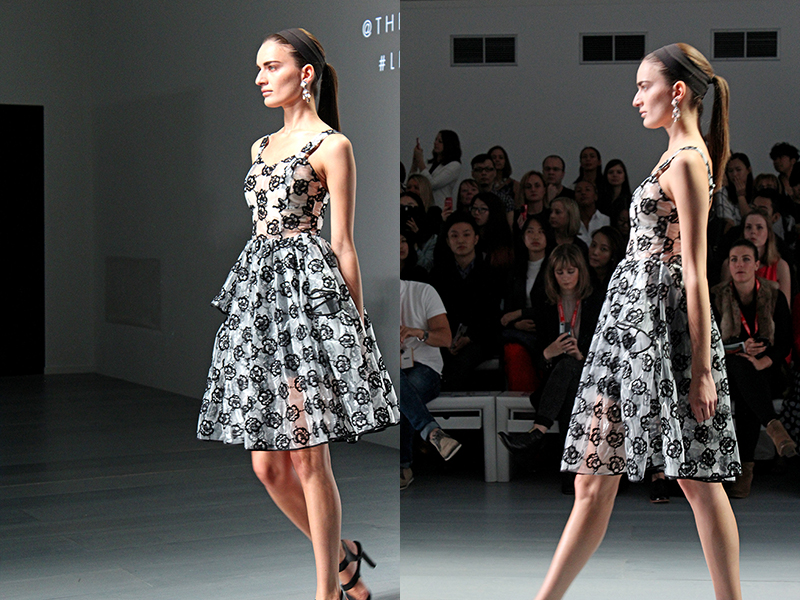 London Fashion Weekend - Catwalk 1