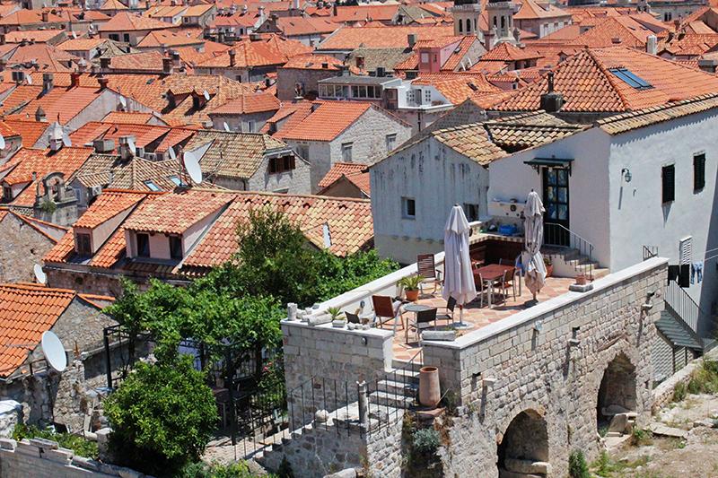 Dubrovnik - Roofs