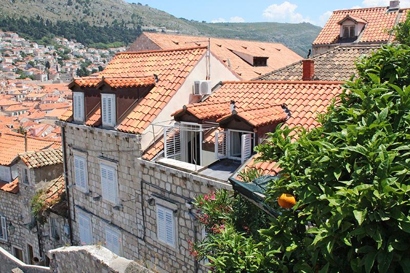 Dubrovnik - Roof