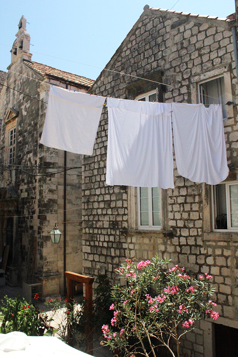 Dubrovnik - Drying under the sun 2