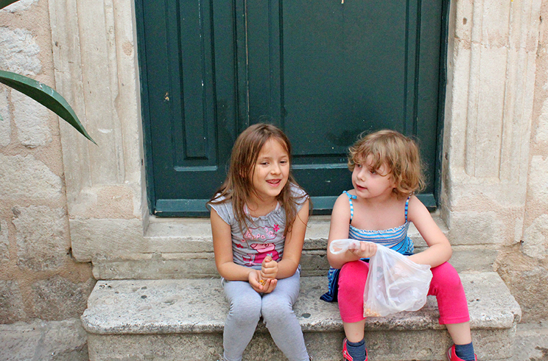Dubrovnik - Children