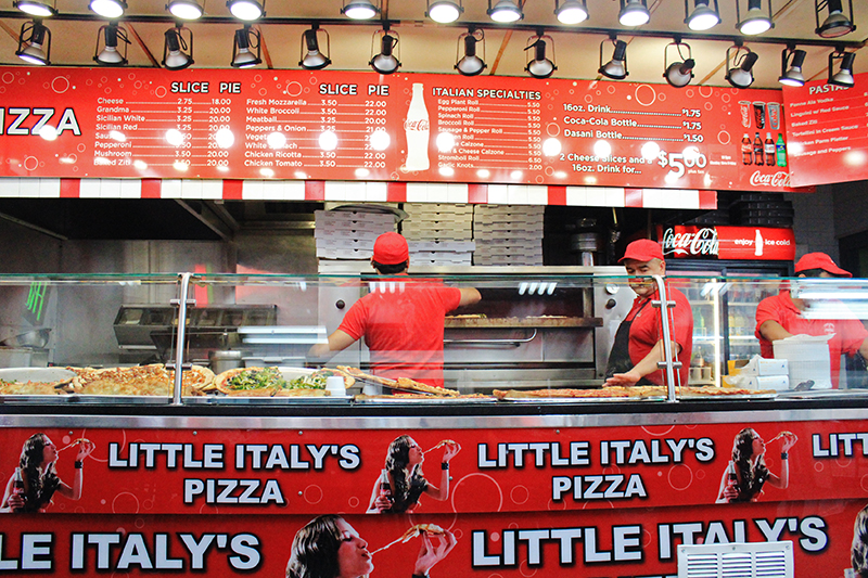 Eat, NYC! - Little Italy's Front