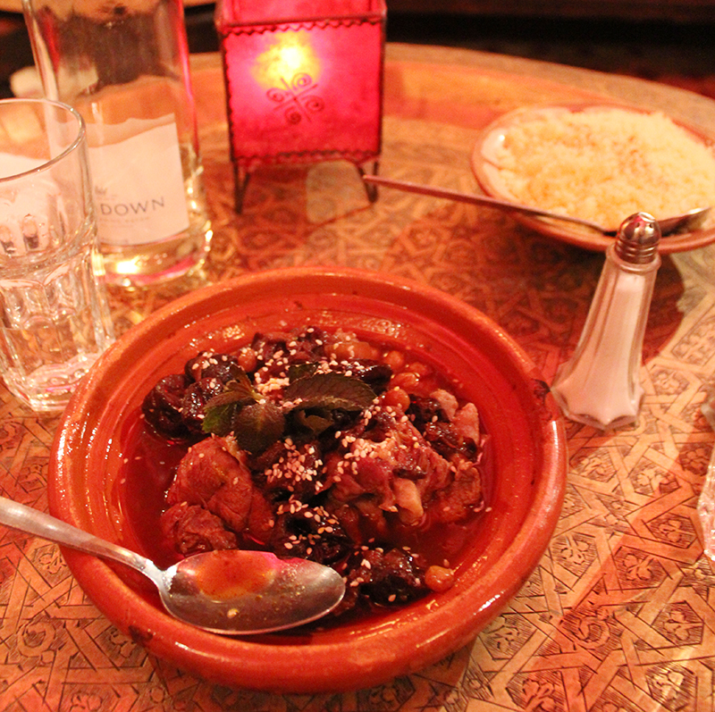 Souk Bazaar, London - Lamb tagine