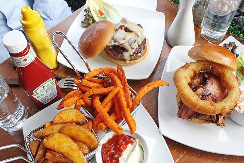 Haché Burger, Camden - Burgers