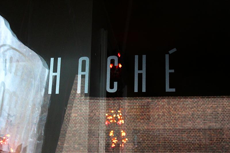 Haché Burger, Camden - Front restaurant
