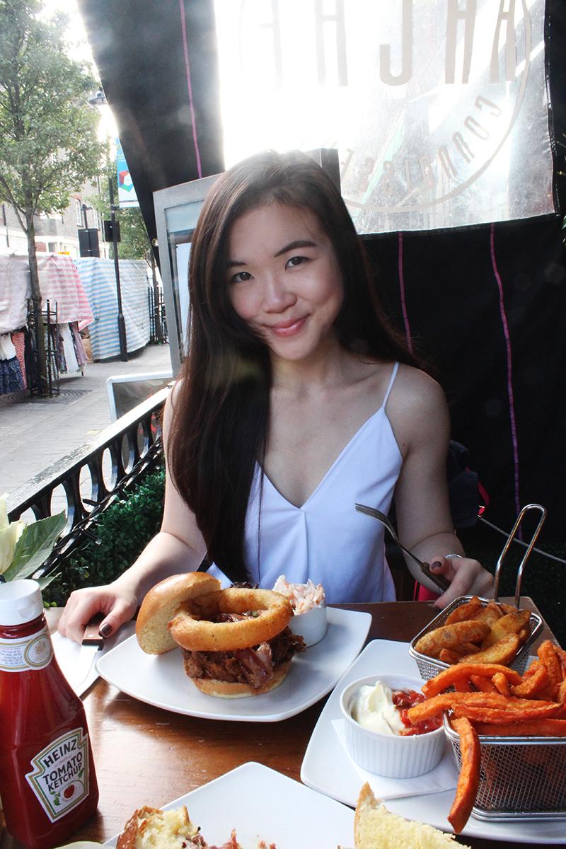Haché Burger, Camden - Alexandra Luella