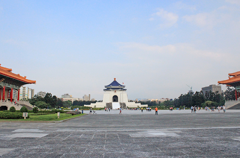 Living in Taipei City, Taiwan - Liberty square 4