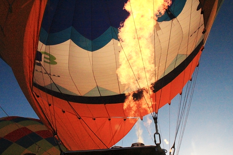 Hot Air Balloon Ride in Cappadocia - Flame 2