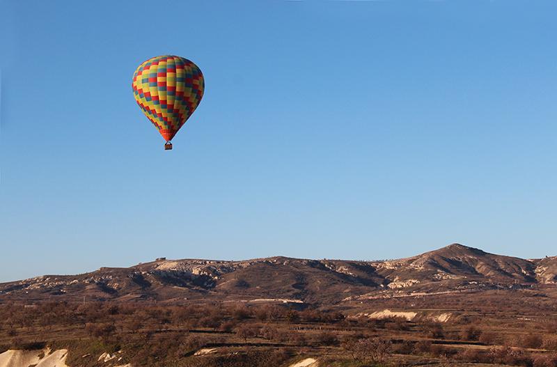 Hot Air Balloon Ride in Cappadocia - View 4