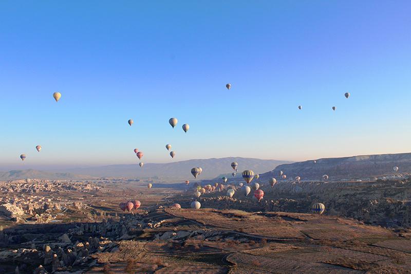 Hot Air Balloon Ride in Cappadocia - View 2