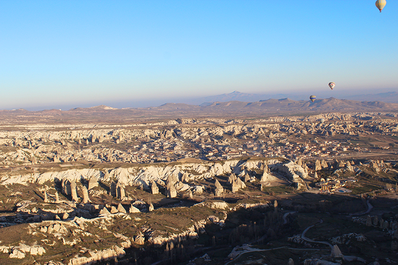 Hot Air Balloon Ride in Cappadocia - View 1
