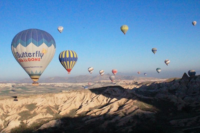 Hot Air Balloon Ride in Cappadocia - View 5