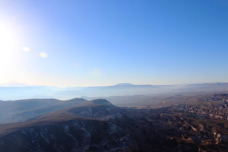 Hot Air Balloon Ride in Cappadocia - View 6