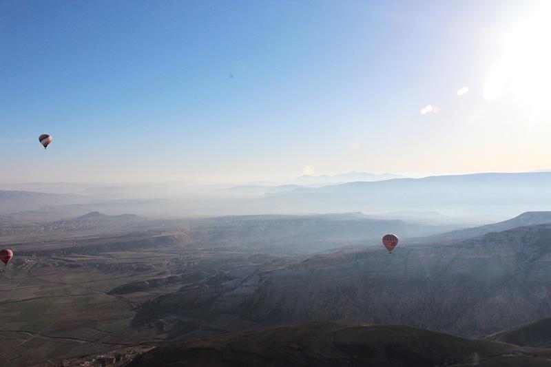 Hot Air Balloon Ride in Cappadocia - View 8