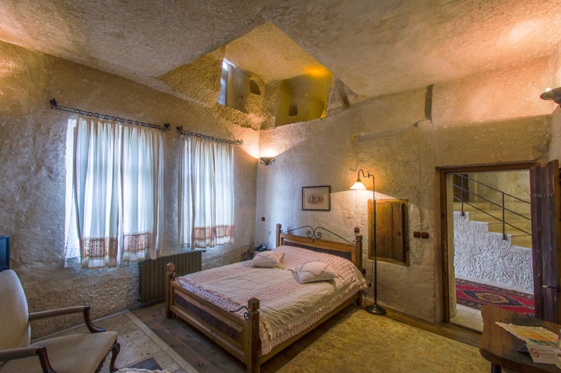 Cave Hotel in Cappadocia, Turkey - Room 2
