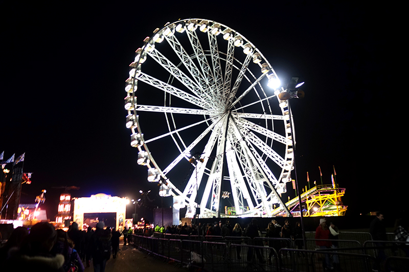 Winter Wonderland 2014 - Fairies Wheel