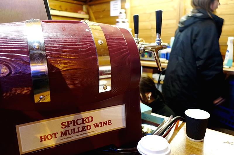 Winter Wonderland 2014 - Hot Mulled Wine