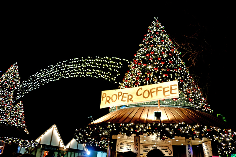 Winter Wonderland 2014 - Proper Coffee