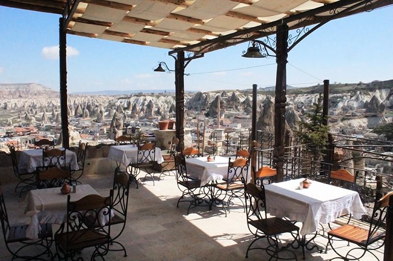 Cave Hotel in Cappadocia, Turkey - Restaurant 1