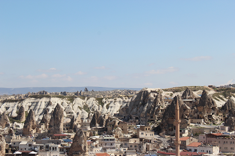 Cave Hotel in Cappadocia, Turkey - View 1