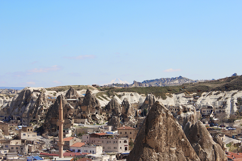 Cave Hotel in Cappadocia, Turkey - View 3