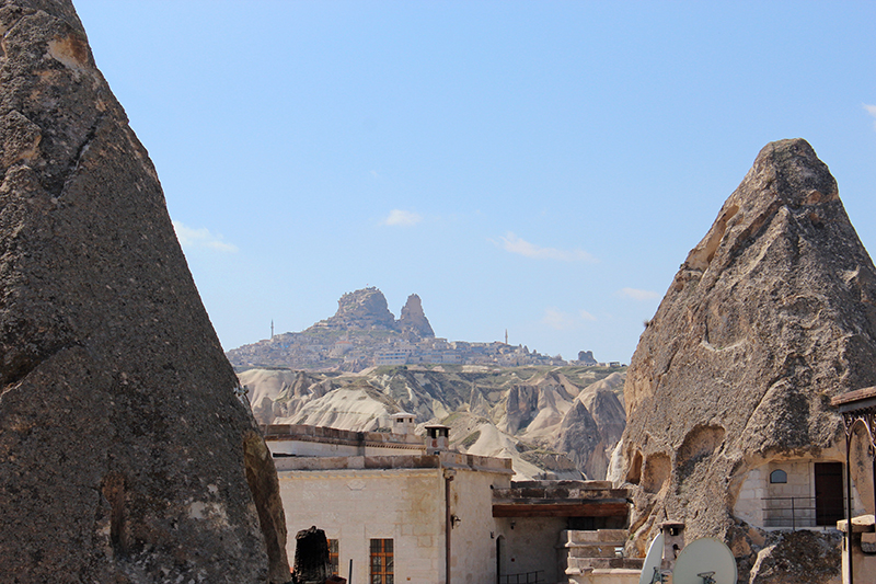 Cave Hotel in Cappadocia, Turkey - View 2