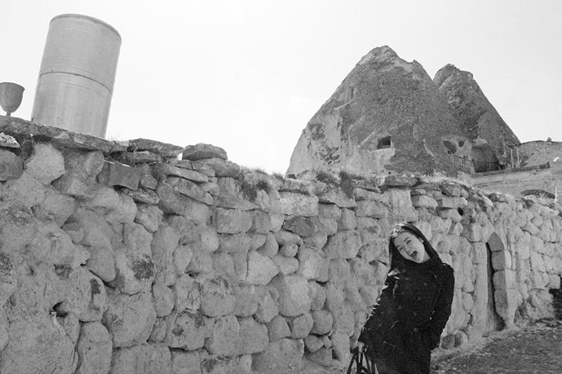 Cave Hotel in Cappadocia, Turkey - AlexandraLuella