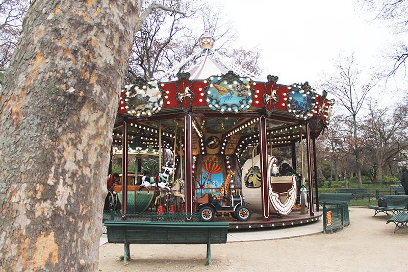 Christmas Diary D3 - Carousel
