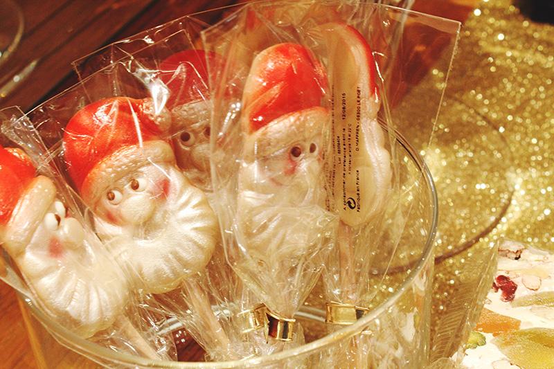 Christmas Diary D3 - Sugar Santa claus