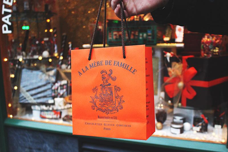 Christmas Diary D3 - Bag