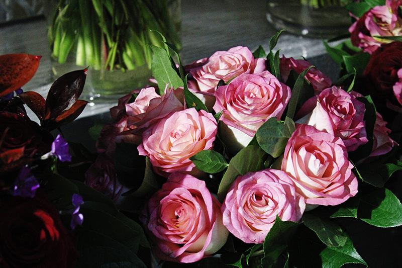 Christmas Diary D3 - Flowers 3