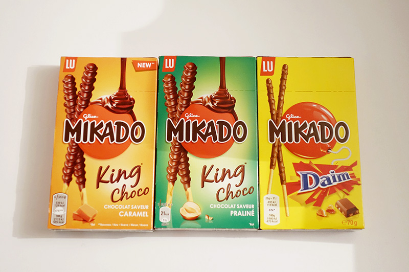 The French and Their Chocolate - Mikado