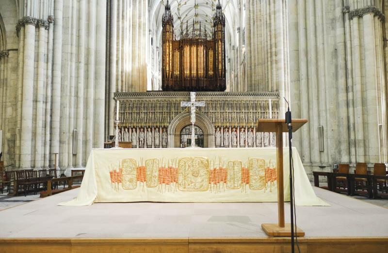 The Lights of York Minster - Nef