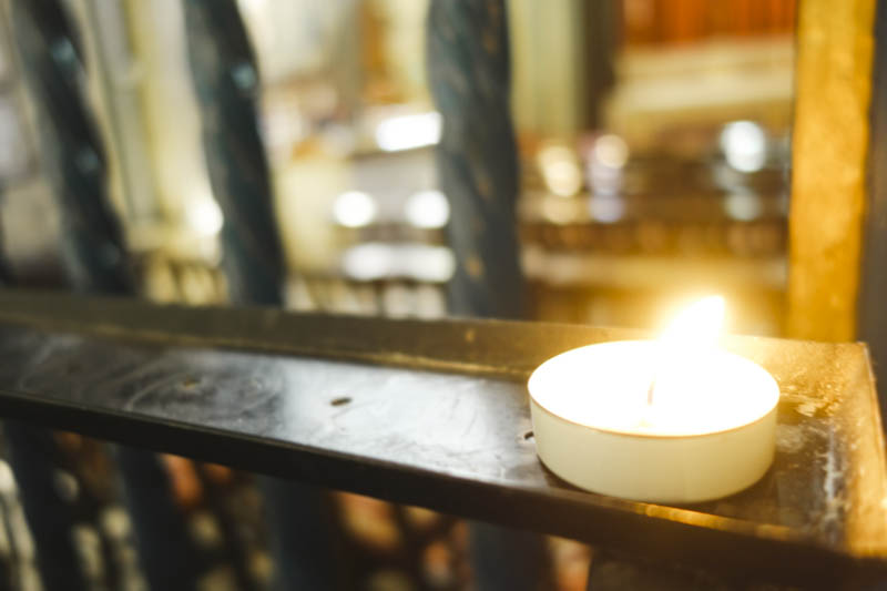 The Lights of York Minster - Candle
