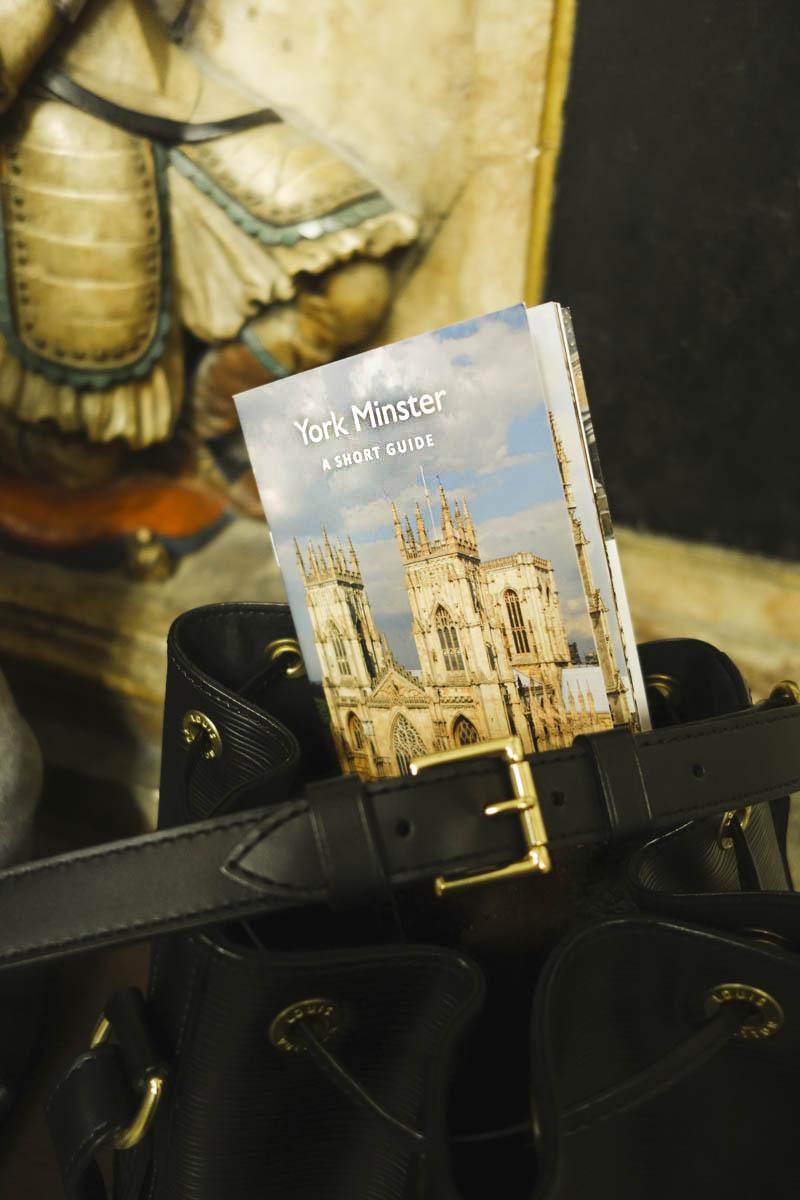 The Lights of York Minster - Departure